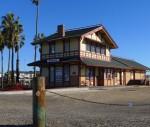 Benecia train depot